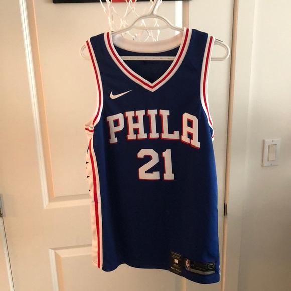 online retailer 64ba2 cd1af Joel Embiid Philadelphia 76ers/Sixers Jersey NWT